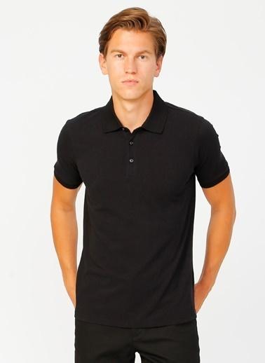 Kip Tişört Siyah